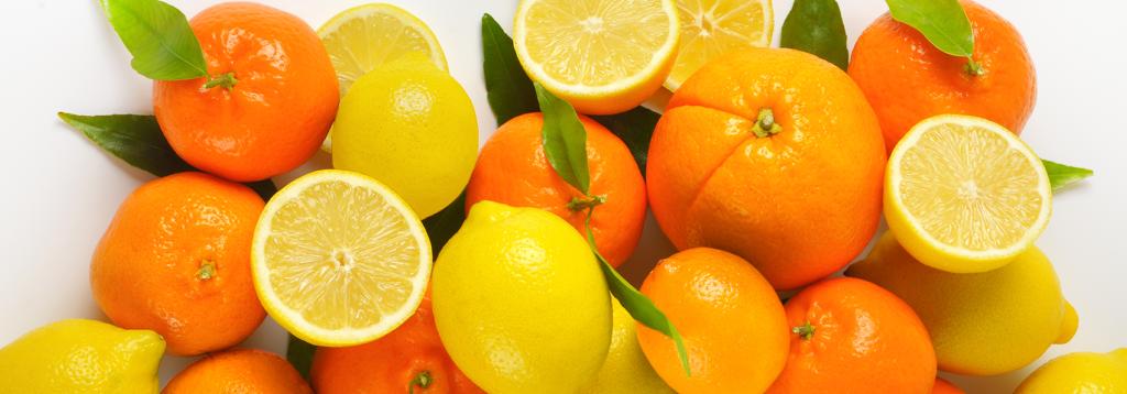 Essential Oils from citrus